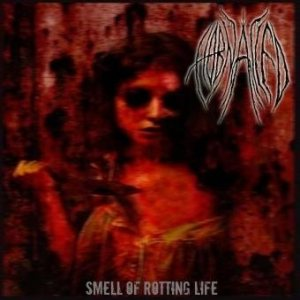 Hobnailed - Smell of Rotting Life cover art