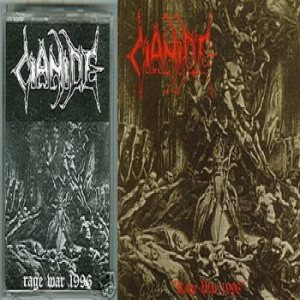 Cianide - Rage War 1996 cover art
