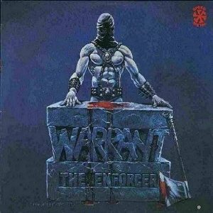 Warrant - The Enforcer cover art