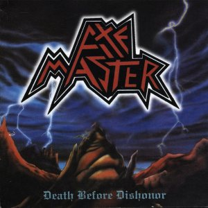 Axemaster - Death Before Dishonor cover art