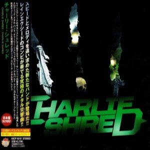 Charlie Shred - Charlie Shred cover art