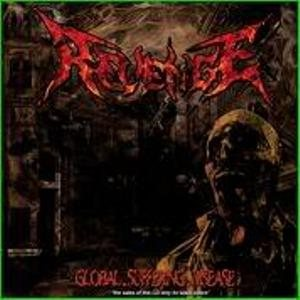 Revenge - Global.Suffering.Disease cover art