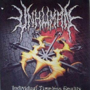 Unhuman - Individual Timeless Reality cover art