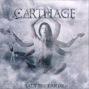 Carthage - Salt the Earth cover art