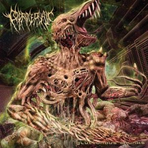 Coprocephalic - Gluttonous Chunks cover art