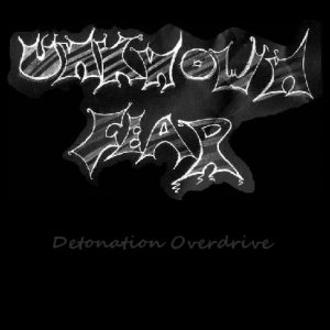 Unknown Fear - Detonation Overdrive cover art
