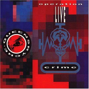 Queensryche - Operation: Livecrime cover art