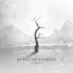 As the Sky Darkens - Freedom cover art