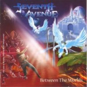 Seventh Avenue - Between the Worlds cover art