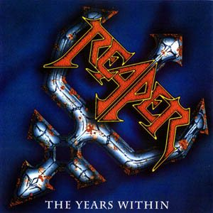 Reaper - The Years Within cover art