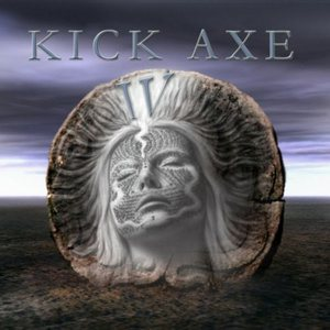 Kick Axe - IV cover art