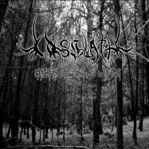 Osgiliath - With Sadness Sheated in Flesh cover art