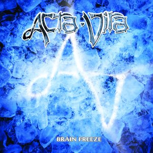 Acta Vira - Brain Freeze cover art