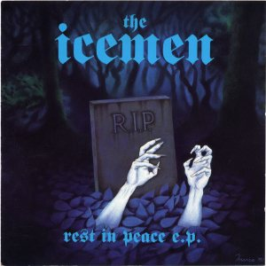 The Icemen - Rest in Peace cover art