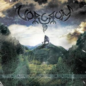 Vorgrum - Last Domain cover art