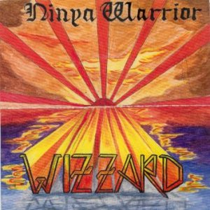 Wizzard - Ninya Warrior cover art