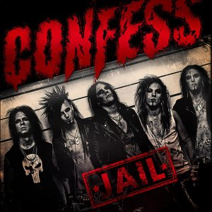 Confess - Jail cover art