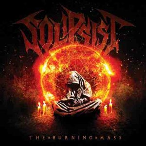 Solipsist - The Burning Mass cover art