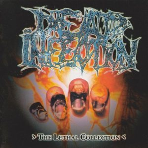 Dead Infection - The Lethal Collection cover art