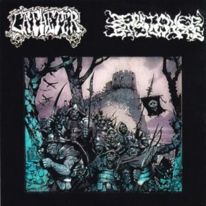 Catheter - Catheter / Bent over Backwards cover art