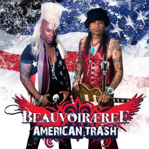 Beauvoir/Free - American Trash cover art
