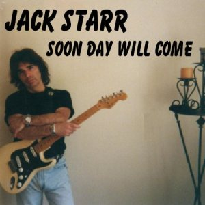Jack Starr - Soon Day Will Come cover art