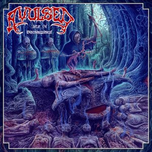Avulsed - Altar of Disembowelment cover art