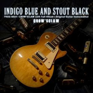 Crow'sClaw - Indigo Blue and Black Stout cover art