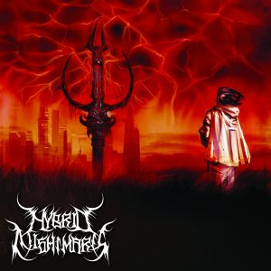Hybrid Nightmares - The Fourth Age cover art