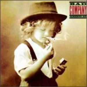 Bad Company - Dangerous Age cover art