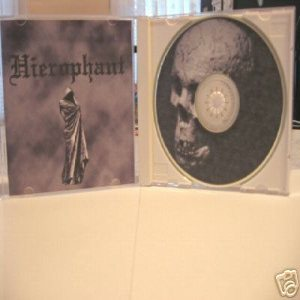 Hierophant - Hierophant cover art