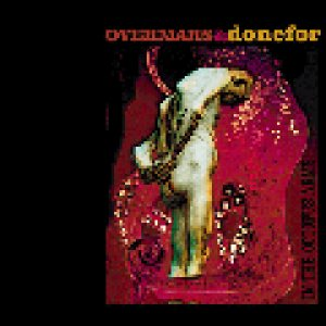 Overmars - In the Arms of Octopus cover art
