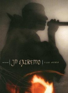 In Extremo - Live 2002 cover art