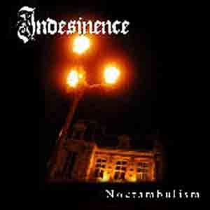 Indesinence - Noctambulism cover art