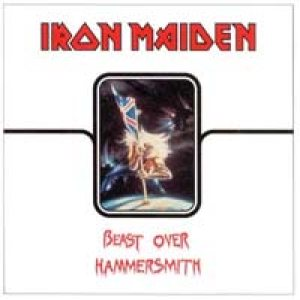 Iron Maiden - Beast Over Hammersmith cover art