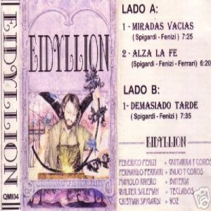 Eidyllion - Demasiado tarde cover art