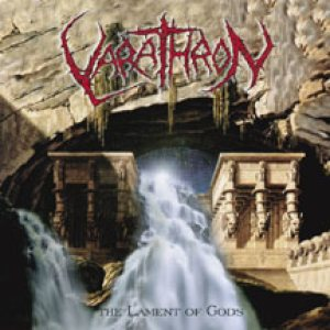 Varathron - The Lament of Gods cover art
