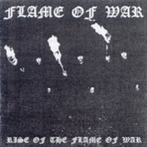 Flame of War - Rise of the Flame of War cover art