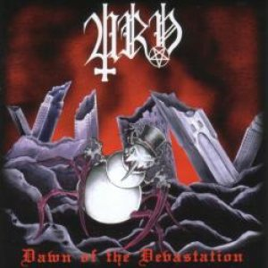 Urn - Dawn of the Devastation cover art