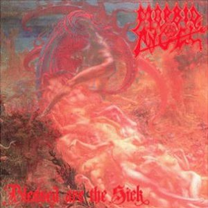 Morbid Angel - Blessed Are the Sick cover art