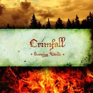 Crimfall - Burning Winds cover art