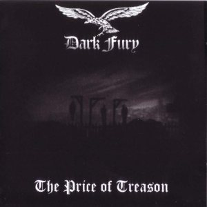 Dark Fury - The Price of Treason cover art