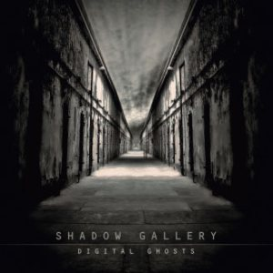 Shadow Gallery - Digital Ghosts cover art