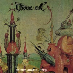 Divine Eve - As the Angels Weep cover art