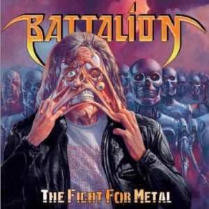Battalion - The Fight for Metal cover art