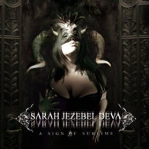 Sarah Jezebel Deva - A Sign of Sublime cover art