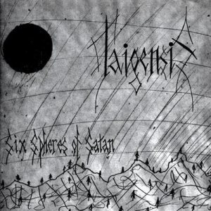 Taigensis - Six Spheres of Satan cover art