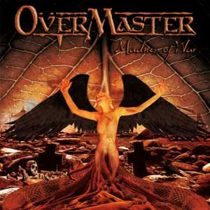 OverMaster - Madness of War cover art
