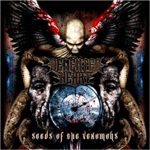 Demented Heart - Seeds of the Venomous cover art