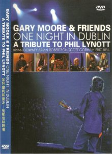 Gary Moore & Friends - One Night in Dublin-A Tribute to Phil Lynott cover art